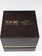 Tata Consultancy Services TCS 50 Titan Watch Brand New