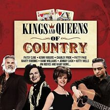 Kings and Queens of Country Various Artists 5019322710653