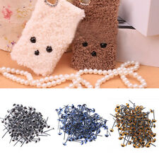 150Pair 5mm Plastic Safty Eyes For Needle Sewing Felting Bear DIY Doll Toy Craft