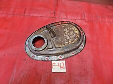 Triumph TR6,TR250,TVR,GT6, Spitfire, MG Midget 1500, Engine Timing Cover, !!
