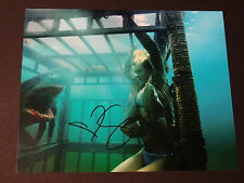 SARA PAXTON SIGNED AUTOGRAPHED 8X10 PHOTO SEXY SHARK NIGHT 3D AQUAMARINE