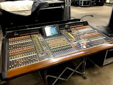 PM1D Console system-Road case, 2 Power Supply, 1 Mix Engine in racks -USED