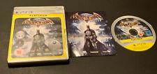 Batman Arkham Asylum PS3 Play Station 3 PAL ESPAÑOL