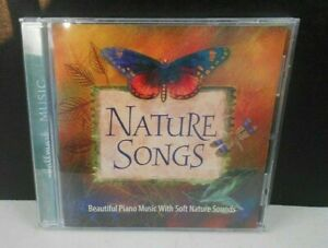 Nature Songs 1999 Pre-Owned Cd (VG) Hallmark Music Piano Music/Nature Sounds