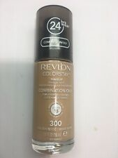 Revlon Colorstay 24 Hour Combination/oily Foundation Spf 15 300 Golden Beige New