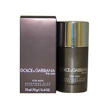 The One 75ml Deodorant Stick Men by Dolce and Gabbana