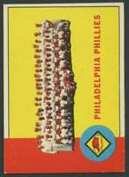 1963 Topps #13 Phillies Team EXMT/EXMT+ Phillies 23010