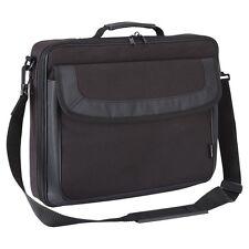 "Targus Laptop Bag Macbook Case High Quality Padded Briefcase Notebook 15.6""Black"