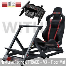 Next Level Racing GT Ultimate V2 Racing Simulator Cockpit Gaming Chair