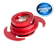 NRG BALL LOCK QUICK RELEASE GEN 3.0 RED BODY/ RED PADDLE SRK-650RD