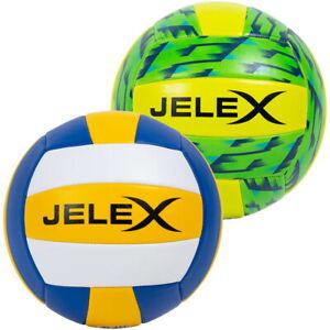 """JELEX """"Softtouch"""" Trainings Sport Freizeit Herren Damen Volleyball gelb grün neu"""