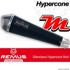 Pot échappement Remus Hypercone Inox noir RACE Ducati Hypermotard SP ABS 13