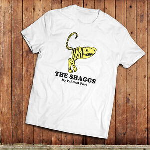 The Shaggs T-Shirt, My Pal Foot Foot from classic album, Philsophy of World