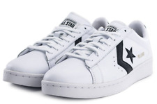 Converse Pro Leather Ox Casual Men's White Leather Sneakers Low Top 167237C-177