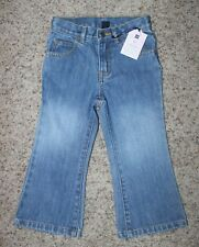 Gap Toddler Boys Blue Jeans - Size 3 - Nwt