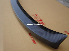 Carbon Process Trunk Spoiler for Volvo NEW S60 T4 T5 R-Design 2010-2014