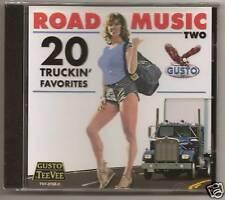 ROAD MUSIC, CD, VOL. 2, NEW SEALED, 20 SONGS
