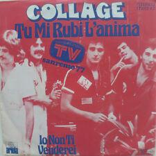 "7""1977 SAN REMO ! COLLAGE : Tu Mi Rubi L´ Anima /MINT-"