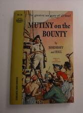 Mutiny on the Bounty, Nordhoff & Hall, PB, 33rd, 1963