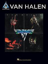VAN HALEN GUITAR TAB / TABLATURE  / ***BRAND NEW*** / 1ST ALBUM / SONGBOOK