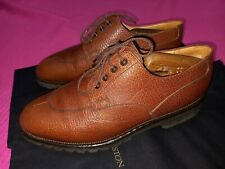 CHAUSSURE  WESTON 595 DEMI CHASSE TAILLE 7,5 D (41,5)