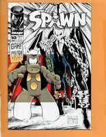 Spawn 10 Cerebus ! Todd McFarlane Dave Sim NM to NM+