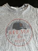 Genuine Merchandise Boston Red Sox T-Shirt Youth Size 3t Hat Gray