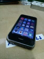 IPHONE 3GS 16GB ITALIA APPLE TELEFONO CELLULARE A1303 FUNZIONANTE  VINTAGE