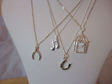 """Handmade without Stone 13 - 15.99"""" Fine Necklaces & Pendants"""