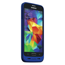 mophie juice pack Battery Case For Samsung Galaxy S5 - (3,000mAh) - Blue