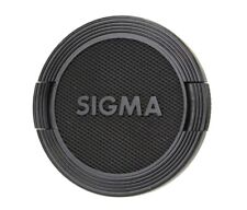 Sigma 52mm Genuine front lens cap Japan Made (Réf#A-423)