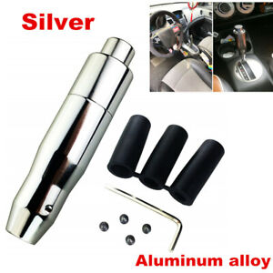 Automatic AT Car Accessories Gear Stick Shift Knob Shifter Lever Cover Button