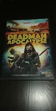 Deadman Apocalypse (DVD, 2016)