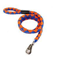 Große Hundeleine Geflochten Nylon Top Qualität Dauerhaft Hundehalsband Traktion