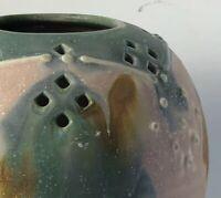Vintage Art Pottery Vase Starship Studio Rosalyn Tyge Mid Century