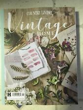 Country Living Vintage Home Special Edition Interiors & Decorating British 2020