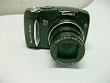 Canon PowerShot SX120IS 10MP Digital Camera 10X Optical Zoom