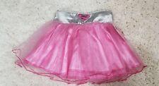DC Comics My Super Best Friends Supergirl Glitter Kids' Tutu Size 4 - 6 Pink