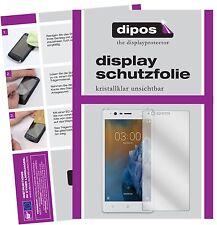 2x Nokia 3 Pellicola Protettiva Protezione Schermo Cristallo dipos