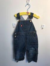 John Lewis Smart Turn up Dungrees baby 6-9 months