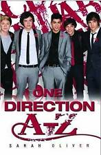 NEW One Direction A–Z by Sarah Oliver