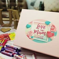 Personalised Love You Mum Deluxe Box