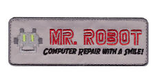Hook TAB Mr Robot series TV Costume Jacket cosplay Cyber Tactical FBI Patch