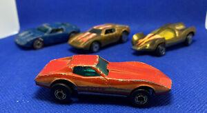 Vintage Lot Hot Wheels 1969-1980s Hot Wheels