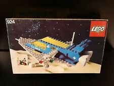 Lego Space Classic - Set 924 - Space Cruiser - 100% Complete - Boxed