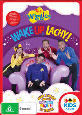THE WIGGLES: WAKE UP LACHY! (2014) [NEW DVD]
