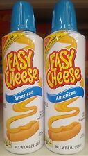 Kraft Easy Cheese Squeeze Can American Flavor ( 2 cans )