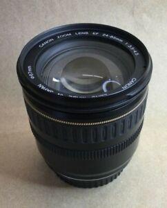 Canon Zoom lens EF 24-85mm 1:3.5-4.5 Japan mij 67mm diameter