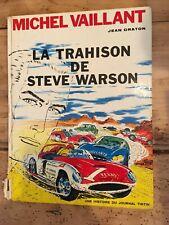 Michel Vaillant - La Trahison de Steve Warson (1er Trimestre Mars 1964)