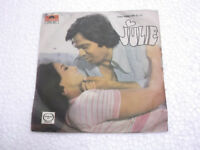 JULIE RAJESH ROSHAN 2253 007 1975 RARE BOLLYWOOD india OST EP 45 rpm RECORD vg+